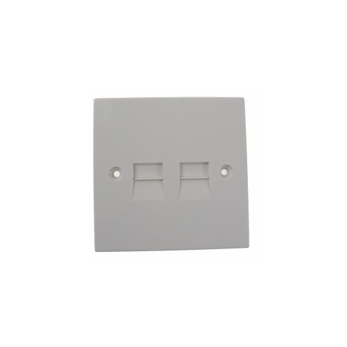 Flush Mount Double PSTN (Each)