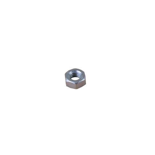 CMW Ltd NUTZ06 | M6 BZP Hex Nuts (Box/100)