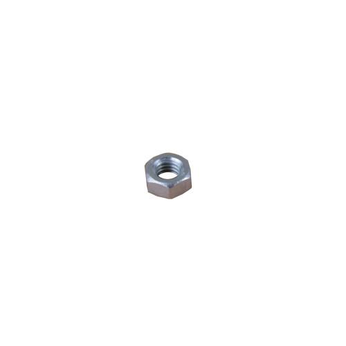 CMW Ltd NUTZ06 | M6 BZP Hex Nuts (Box/100)