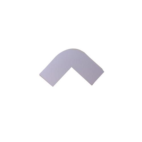 Univolt MAES50/100 | Dietzel Univolt 100 x 50mm PVC Maxi Trunking Fitting White Moulded External Angle