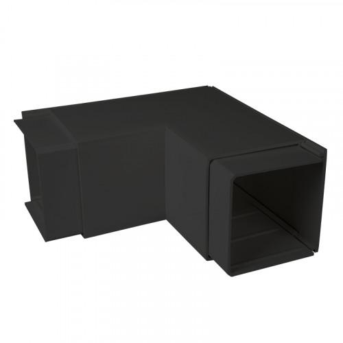 CMW Ltd  | Black Fabricated 100 x 100 External Angle