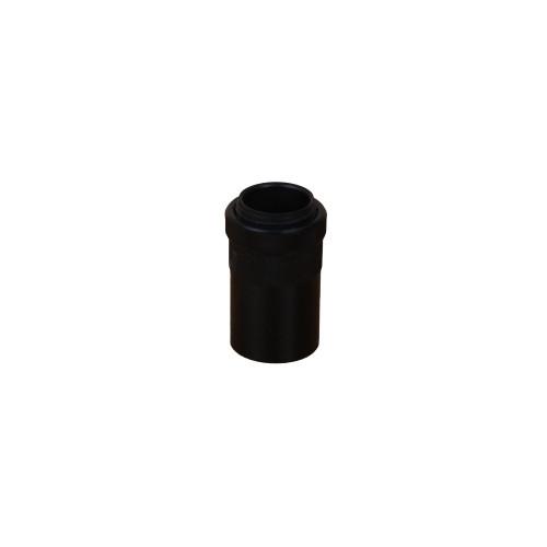 Dietzel Univolt Plastic Conduit Fittings AMT/LR20B   20mm Black Male Adaptors