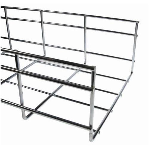 CMW Ltd  | 100mm wide x 106mm deep Basket Tray (3m lgth)