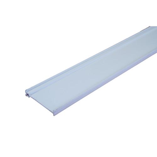 Marshall Tufflex PVC-U Maxi Trunking 75mm Dividing Fillet 3m White