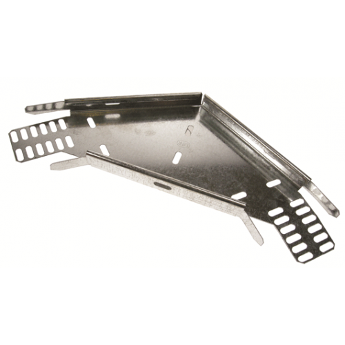METSEC CTFB25/0050PG90 | 50mm Medium Flat Cable Tray Bend Pre Galv