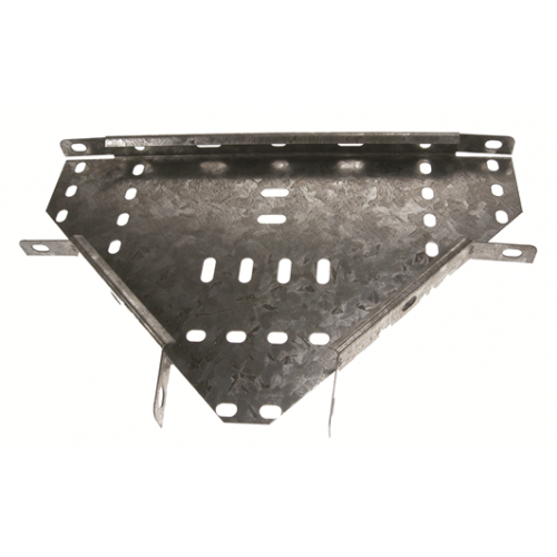 METSEC CTET25/0050PG | 50mm Medium Flat Cable Tray Tee Pre Galv