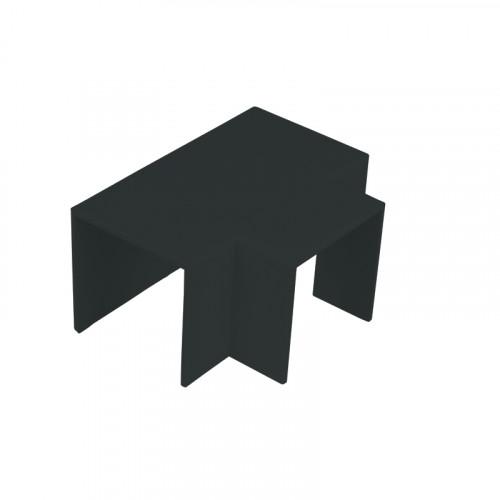CMW Ltd  | Black Clip-on Flat Tee 50 x 50