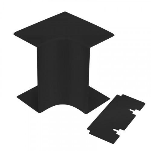 CMW Ltd  | Black Clip-on 100 x 50 Internal Angle
