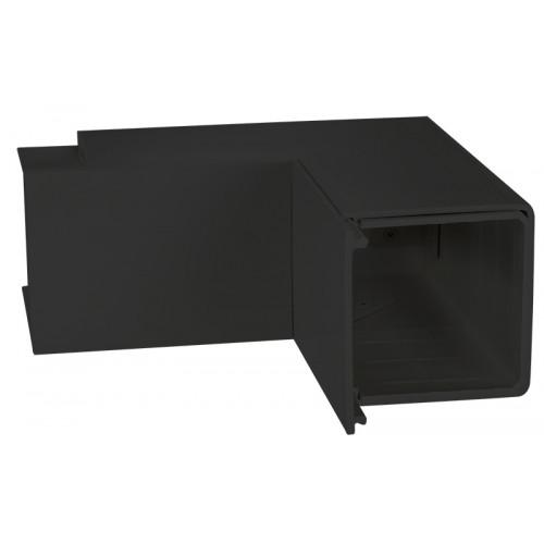 CMW Ltd  | Black Fabricated Internal Angle 75 x 75
