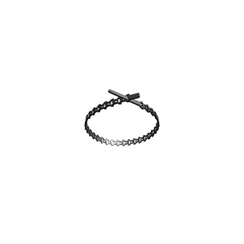 Black Millipede Cable Ties (Bag / 100)