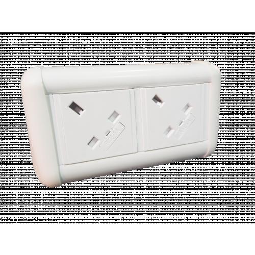 Mini Desk Unit with 2 x Power (Each)