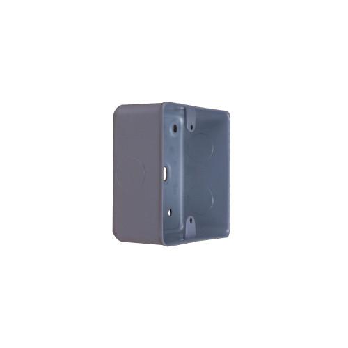 CMW Ltd  | MK Single Gang Metal Surface Box