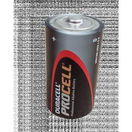 CMW Ltd  | D 1.5v Duracell Procell Batteries Box 10 (Box / 10)
