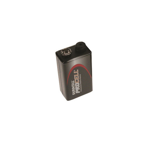 CMW Ltd  | PP3 9v Duracell Procell Batteries Box 10 (Box / 10)