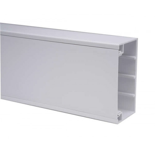 Marco PVC Dado - Skirting 100mm x 50mm 3m length (3m lgth)