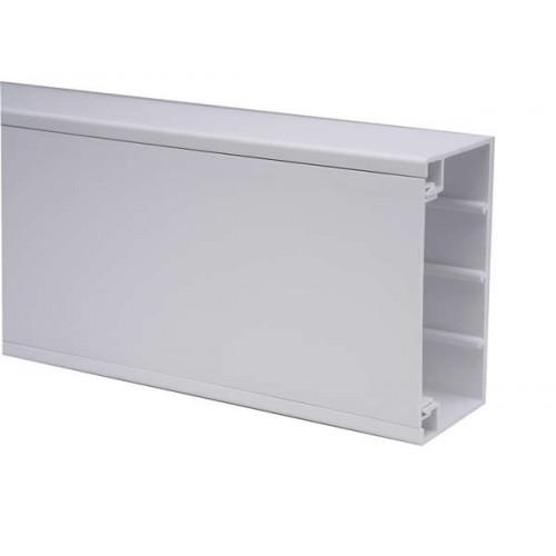 CMW Ltd MT105 | Marco PVC Dado - Skirting 100mm x 50mm 3m length (3m lgth)