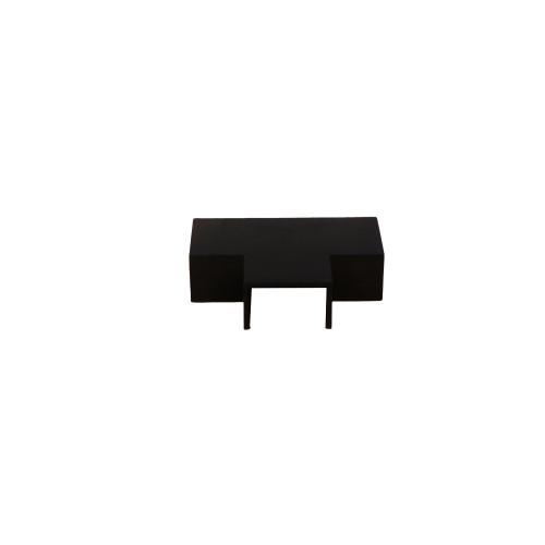 Dietzel Univolt Black Plastic Trunking MT25TBK   Black 25mm x 16mm Flat Tee