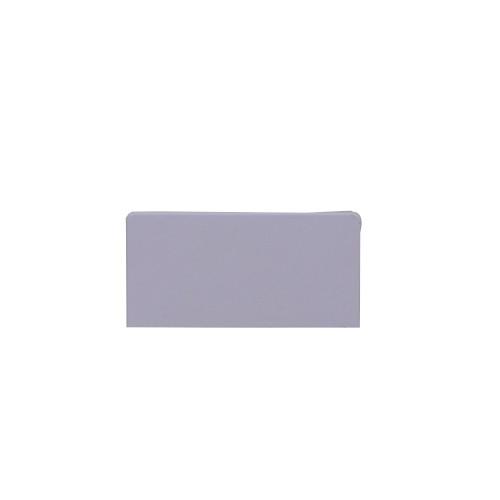 CMW Ltd  | Marco PVC Dado - Skirting 100mm x 50mm End Cap