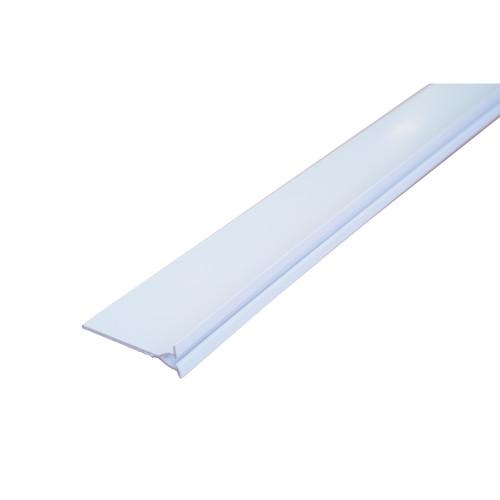 Marco PVC Dado - Skirting 100mm x 50mm Dividing Strip 1.5m length (1.5m)
