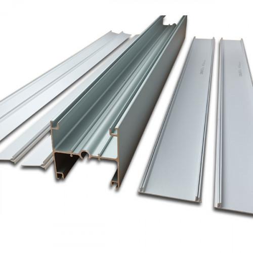 CMW Ltd    1m Silver / White Power Pole Extension Kit