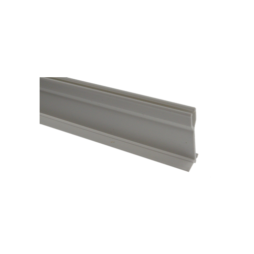 Dietzel Univolt 50mm PVC Maxi Trunking Fitting Grey Dividing Fillet 3m length  (3m lgth)