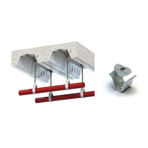 MW2  M8 Multiwedge 2 Lindapter® Decking Fixing (Each)