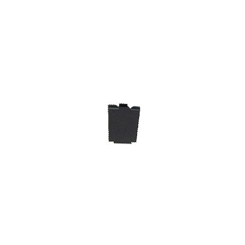 CMW Ltd MX-BL-01   Siemon MAX Blank Outlet Black (Bag 10)