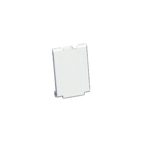 CMW Ltd MX-BL-02   Siemon MAX Blank Outlet White (Bag 10)