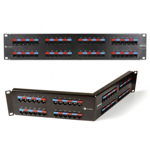 Siemon MX-PNL-24 | Siemon 24 Port MAX Unloaded Patch Panel 1U