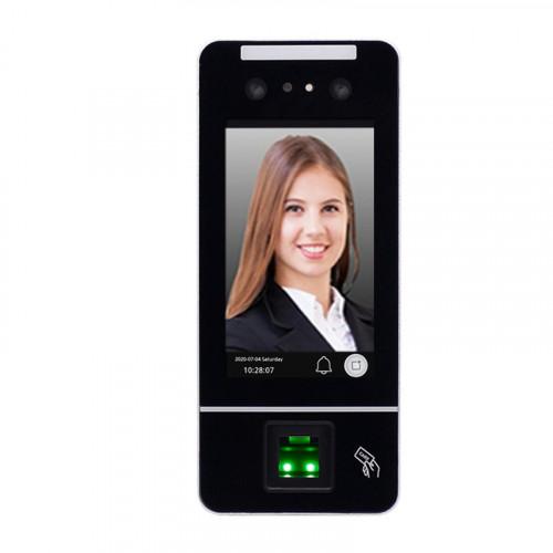 CMW Ltd NAC-3001DF   Secnor Dynamic Face Access Control