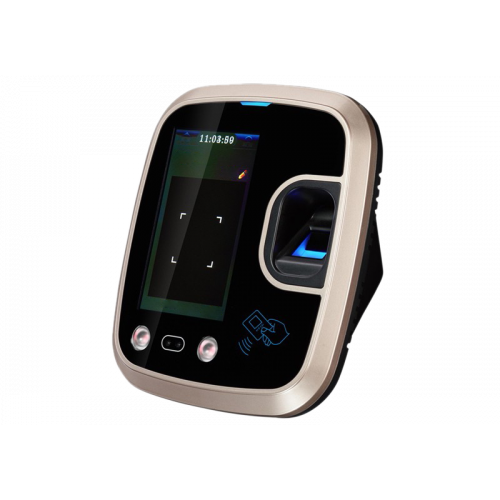 Norden NAC-4005FF | Secnor Facial Fingerprint Access Control 4.3inch Screen