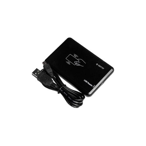 Secnor NAC-8007UC Slim Profile Desktop Access Control Proximity Card or Fob USB Enrollment Reader