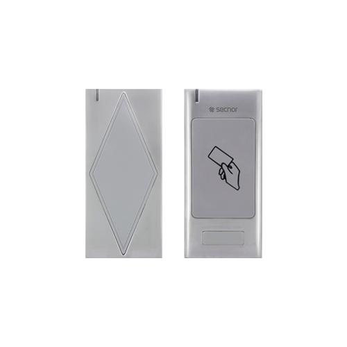 Secnor NAC-8008AR VR Metal EM Format Access Control Proximity Card Reader