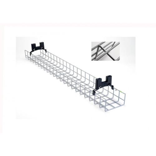 Nylon Coated Desk Basket Tray