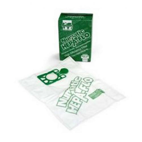 CMW Ltd    Numatic NVM-1CH Numatic Henry Cleaner Bags - Pack of 10 (Pack/10)