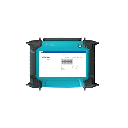 CMW Ltd    Softing NX1G NetXpert Gigabit Ethernet Qualifier