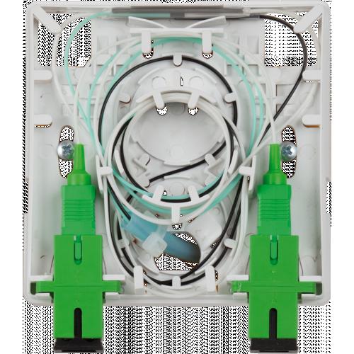 Micos Telecom ORM 1 FTTH Mini Socket