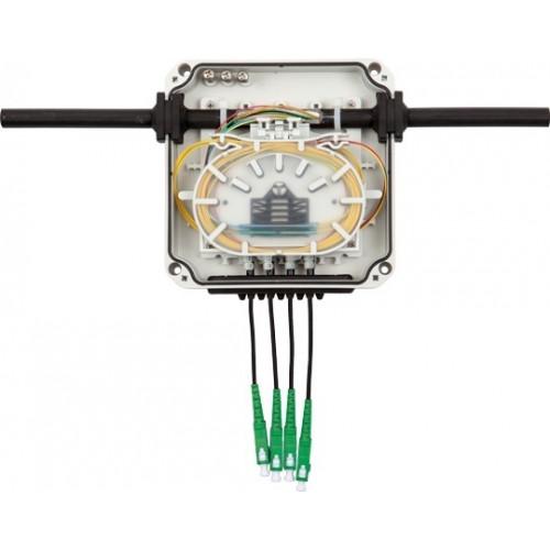 Micos Telecom 85BX.00/0100F | Micos Telecom ORM 3 FA Facade Optical Distribution Box