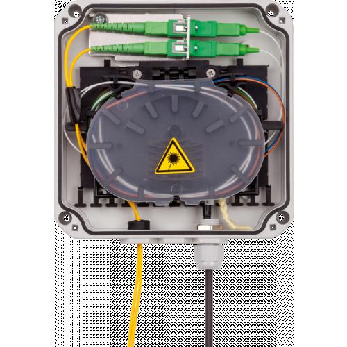 Micos Telecom ORM 3 L/2 Optical Box
