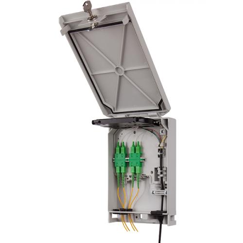 Micos Telecom 85SP.00/0000F | Micos Telecom ORM 5 Wall mount optical distribution box