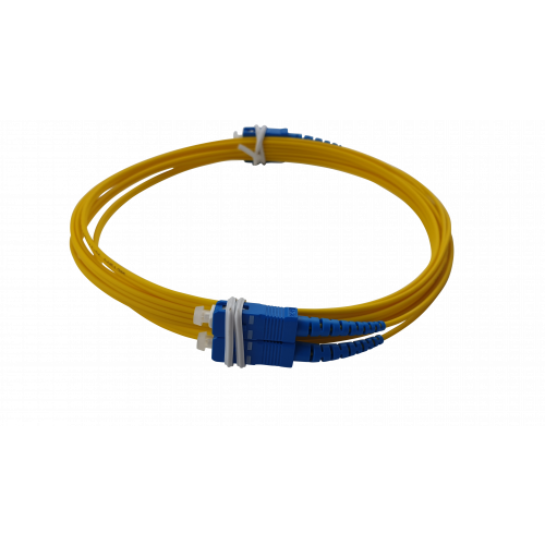 CMW Ltd  | 1.5Mtr SC-SC Singlemode  Patch Lead 3.0mm
