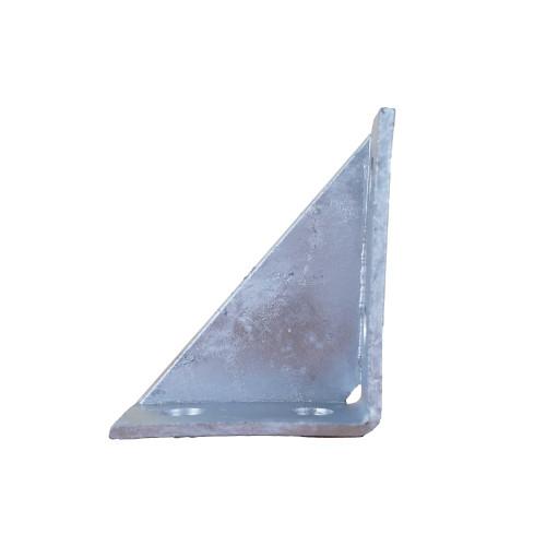 90 degree Steel Support Channel Gusset Bracket (Each)