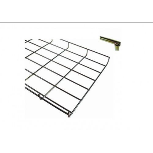 Pemsa 60221060 | Pemsa Rejiband 35 Bi-chromate 60mm wide x 35mm Deep Wire Basket Tray 3m length (3m lgth)