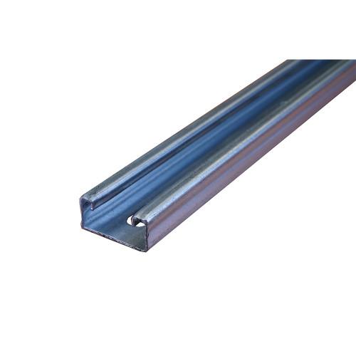 Unistrut P4000TX3PG 1.5mm Gauge Single Deep Slotted Channel 41mm x 21mm 3 Metre Length Pre Galvanised