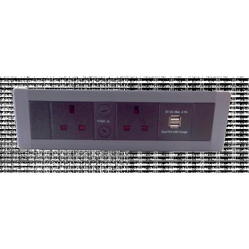 PDS 2 Power & 2 USB (Each)
