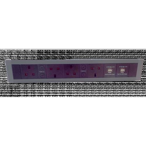 PDS 4 Power (2N 2S) & 2 USB (Each)