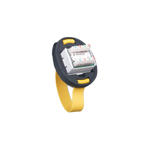 Siemon  | Siemon Palm Guard, tool to assist terminating Siemon UTP and screened, flat or angled CT couplers and MAX modules.