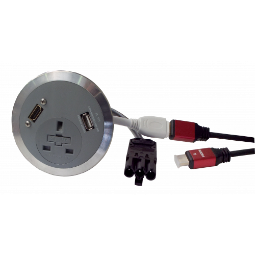 CMW Ltd  | Grey Portal with USB & HDMI