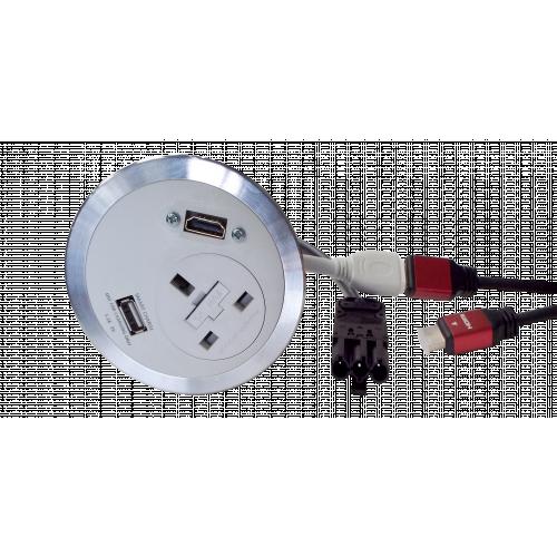 CMW Ltd  | White Portal with USB & HDMI