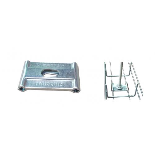 CMW Ltd  | Pemsa Silver Central Suspension Hanger (Per pair)